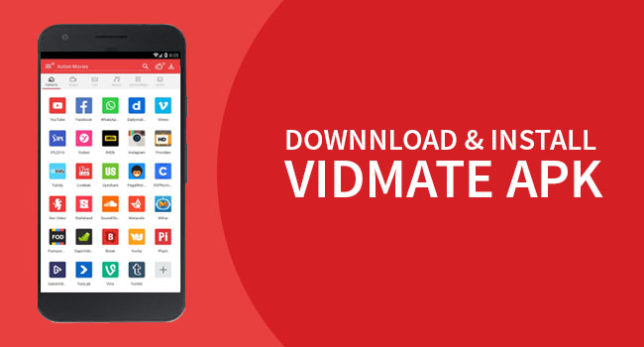 vidmate app download install old version windows 10