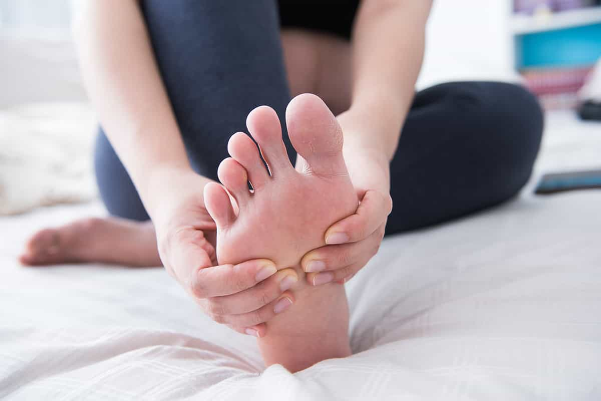 chiropodist or podiatrist