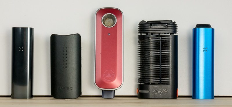 Top 3 Cannabis Vaporizers To Buy In 2018
