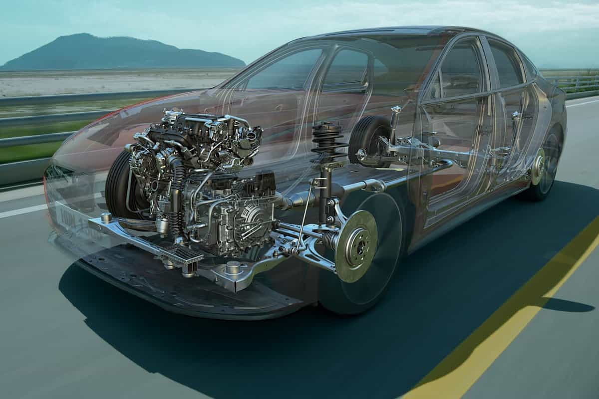 CVVD Engine Technology