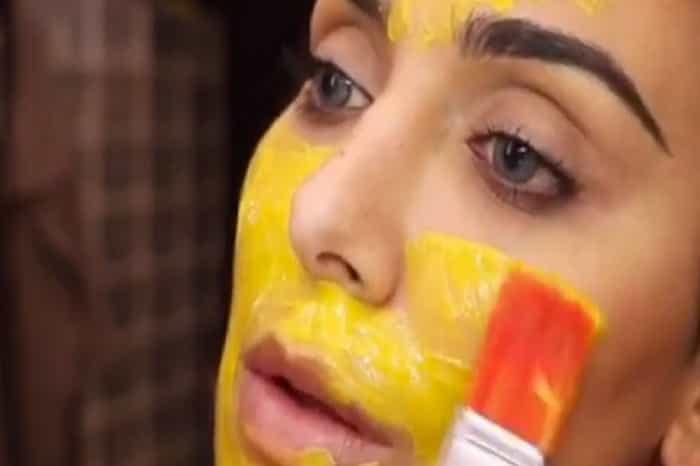 Turmeric & Olive Oil Mask