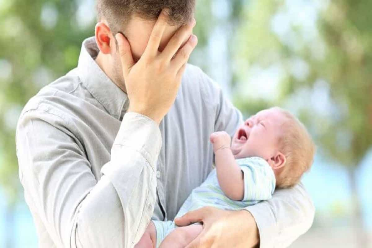 Postpartum Depression in Men, is it Affecting Your Partner?