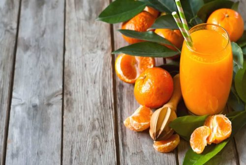 10 Health Benefits of Drinking Orange Juice